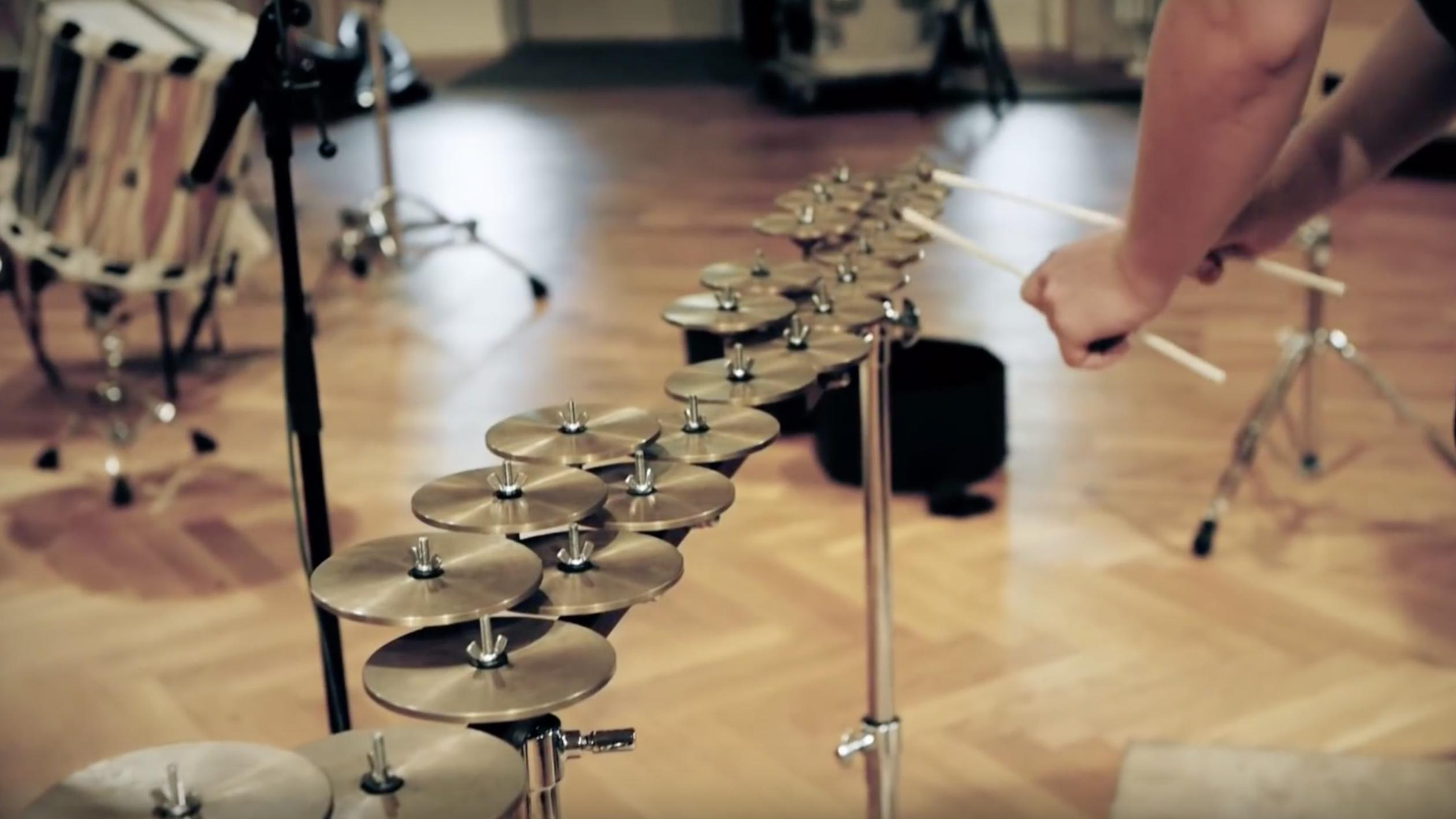 Berlin Percussion - Screencast Chapter II