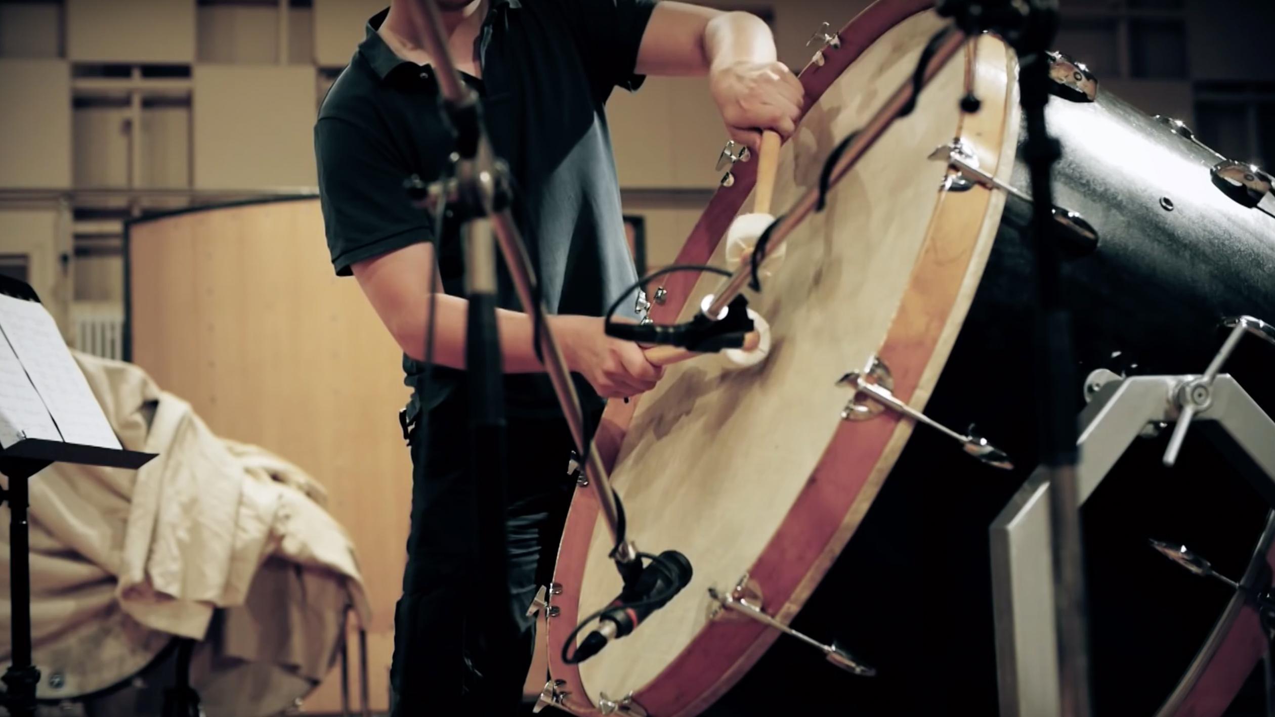Berlin Percussion - Screencast Chapter I