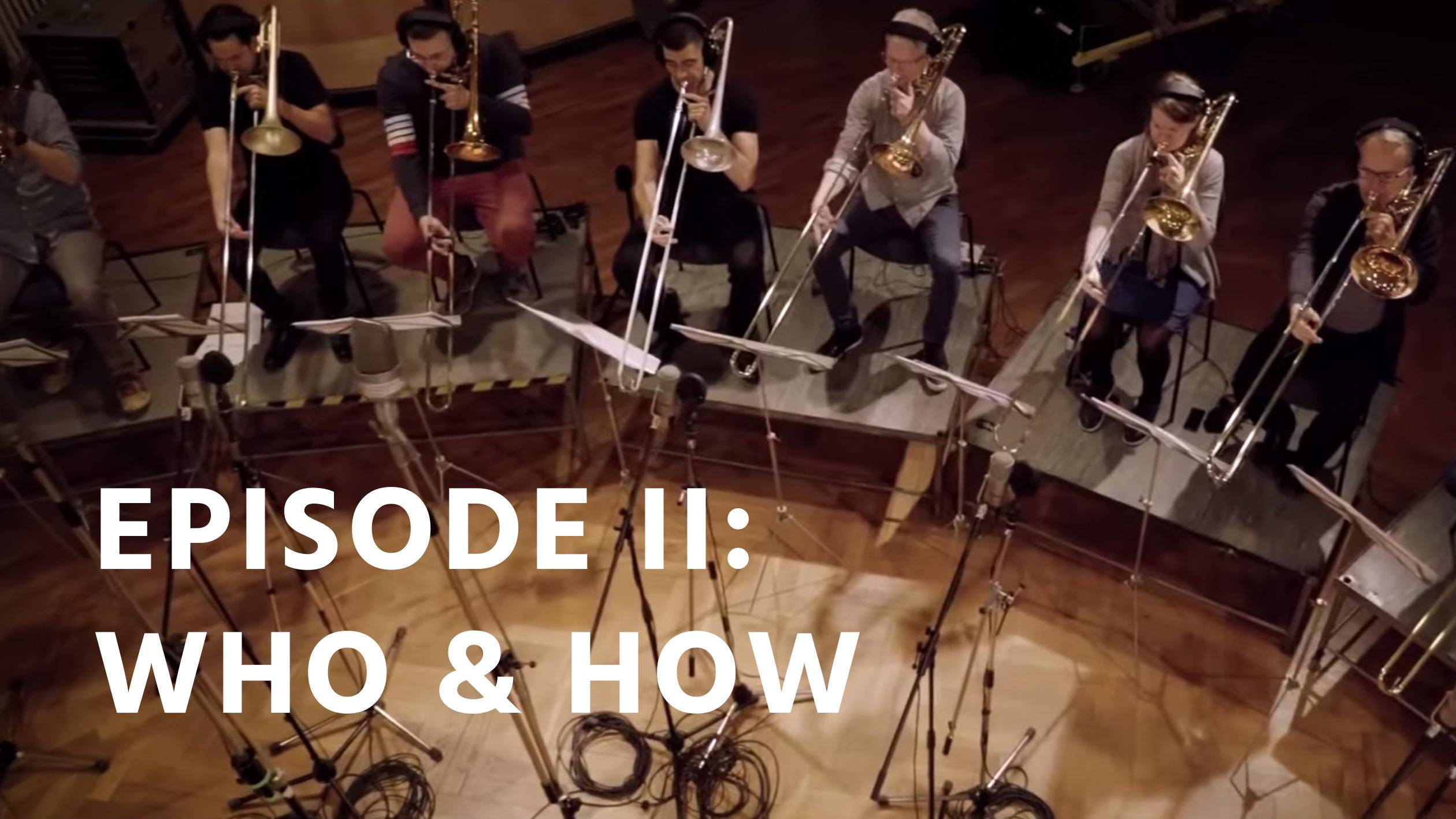 Junkie XL Brass - Episode II: Who and How