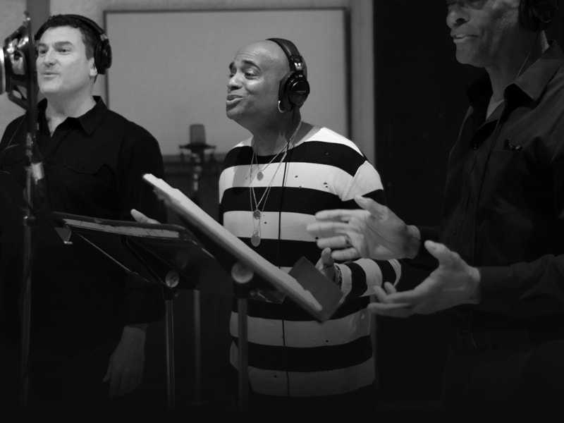 Soul ensemble vocals